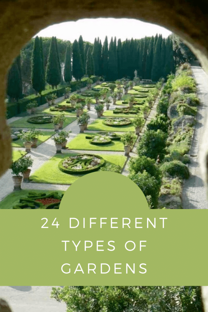 24 Different Types Of Gardens.