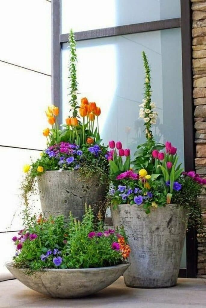 40 Unique Container Garden Ideas.